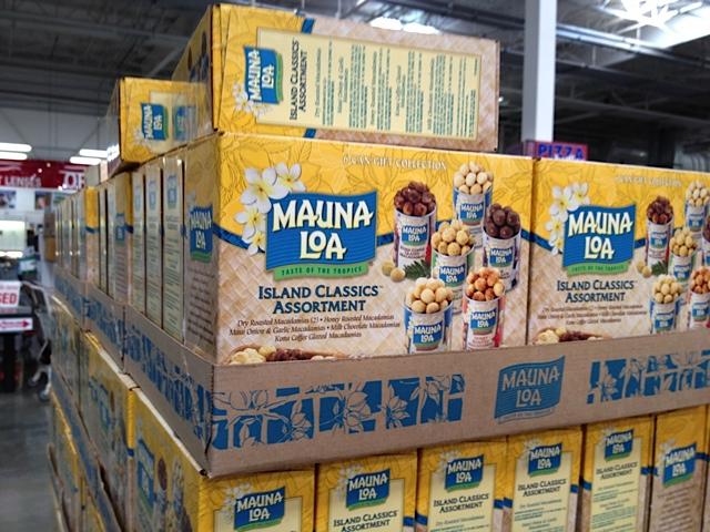 Mauna Loa Macadamias Island Classic Assortment