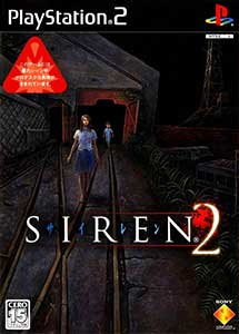 Siren 2 PlayStation 2 ISO (NTSC-J) (MG-MF)