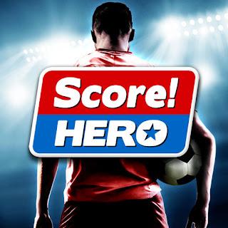 لعبة Score Hero مهكرة نقود لاتنتهي للاندرويد (اخر اصدار)