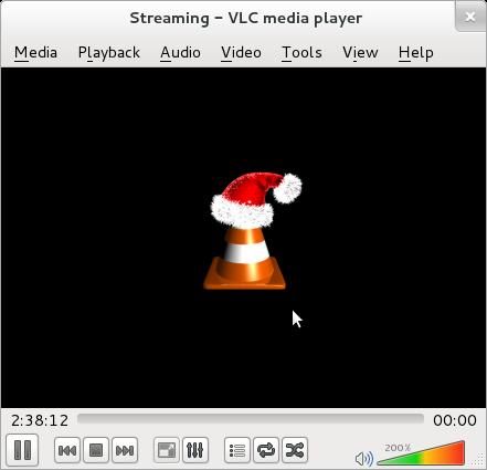 vlc - screenshot