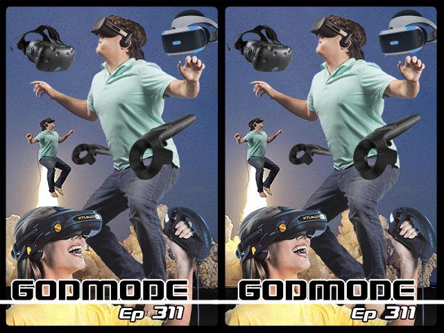GODMODE 311 - REALIDADE VIRTUAL