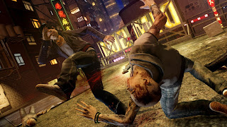 Sleeping Dogs PS3 Wallpaper