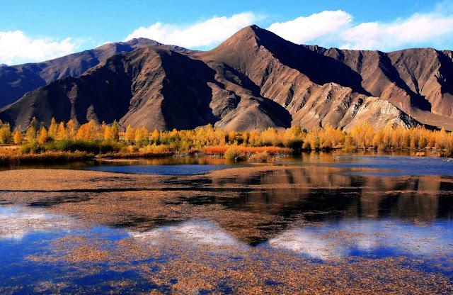 Khám phá hồ Yamdrok ở Tây Tạng