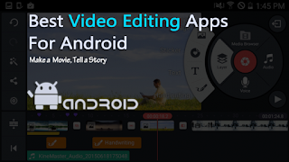 Best Top 10 Video Editing Apps For Android