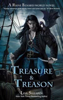 Treasure & Treason ePub  Mobi