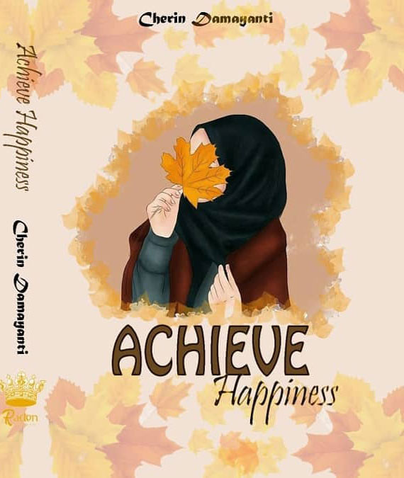 Novel Archieve Happiness By Cherin Damayanti - Book Cover