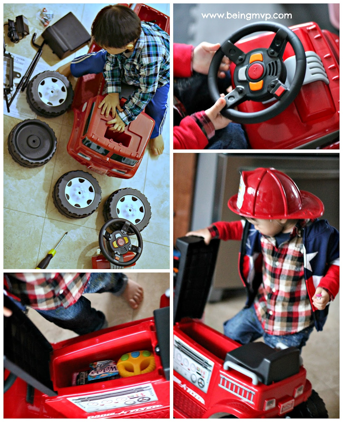 being MVP: Radio Flyer 25 Days of #Giveaways | Battery