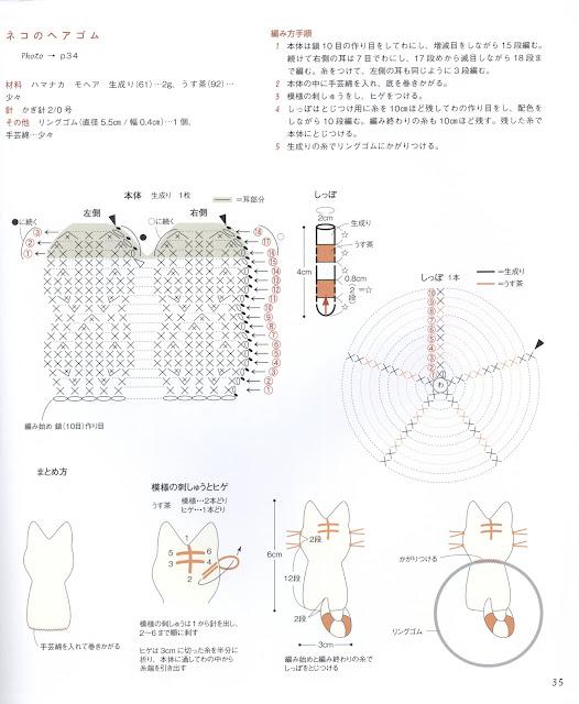 аксессуары, вязание крючком, вязаное украшение, вязаные мелочи,