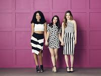 The Bold Type Series Aisha Dee, Meghann Fahy and Katie Stevens Image 1 (5)
