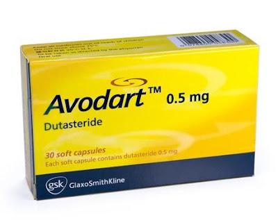 Avodart - Manfaat, Efek Samping, Dosis dan Harga