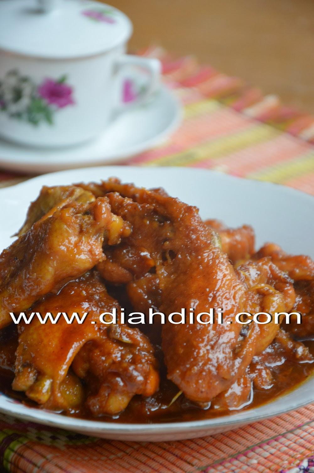 Bumbu Ayam Kecap Kuah : bumbu, kecap, Didi's, Kitchen:, Kecap