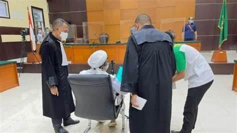 Terbaru,  Divonis 8 Bulan Penjara, Kapan HRS Bebas?