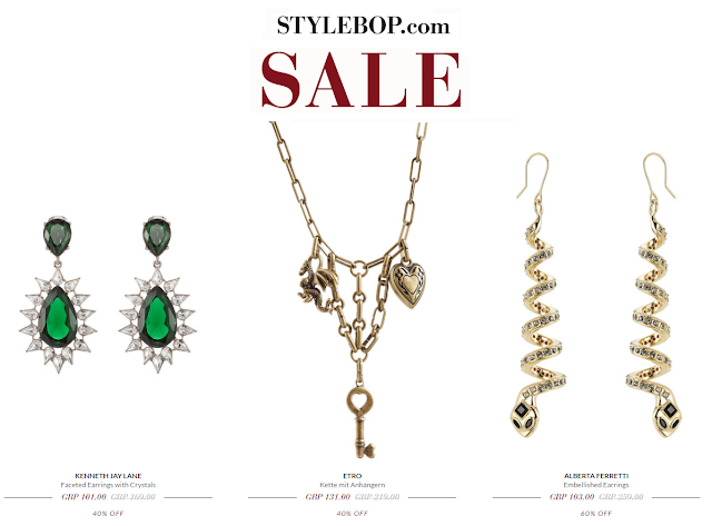 Stylebop Jewellery Sale