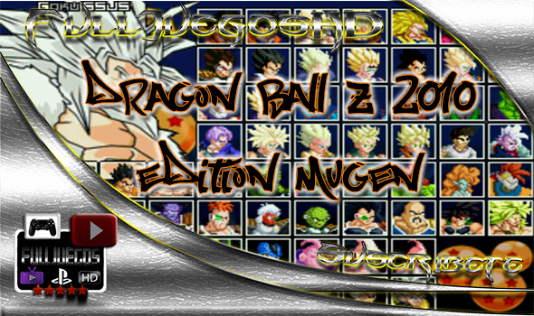 Dragon Ball Z 2010 Edition Mugen
