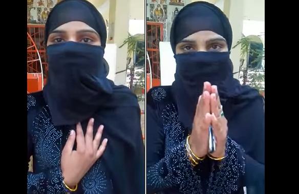 triple talaq viral video