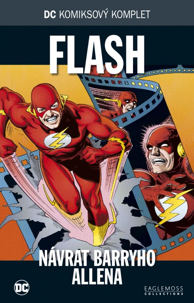 2fffcaa0c60 Comics Blog   1857  DC komiksový komplet 50  Flash - Návrat Barryho ...