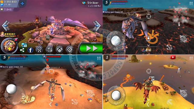 Sky Assault 3d Flighht Action Apk + mod v0.2.6 Apk Full For Android