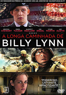A Longa Caminhada de Billy Lynn - BDRip Dual Áudio