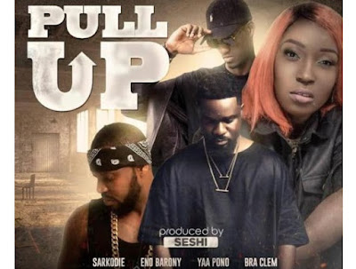 Sarkodie ft. Eno Barony, Yaa Pono & Bra Clem – Pull Up (Mp3 Download)