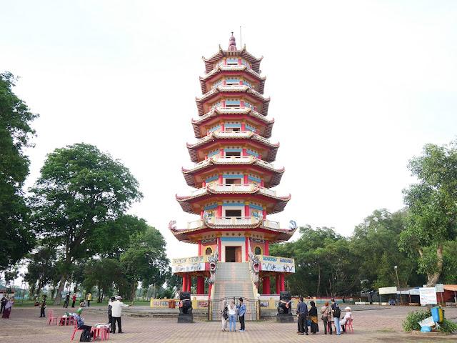 Pagoda Pulau Kemaro
