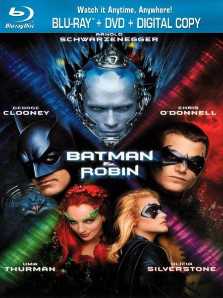 Batman & Robin 1997 Hindi Dubbed Dual Audio BRRip 720p