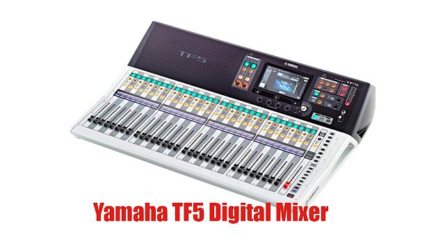 5 Mixer Audio Terbaik terbaru