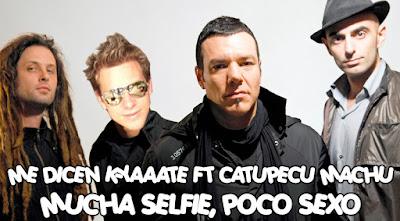 Mucha selfie, poco sexo humor