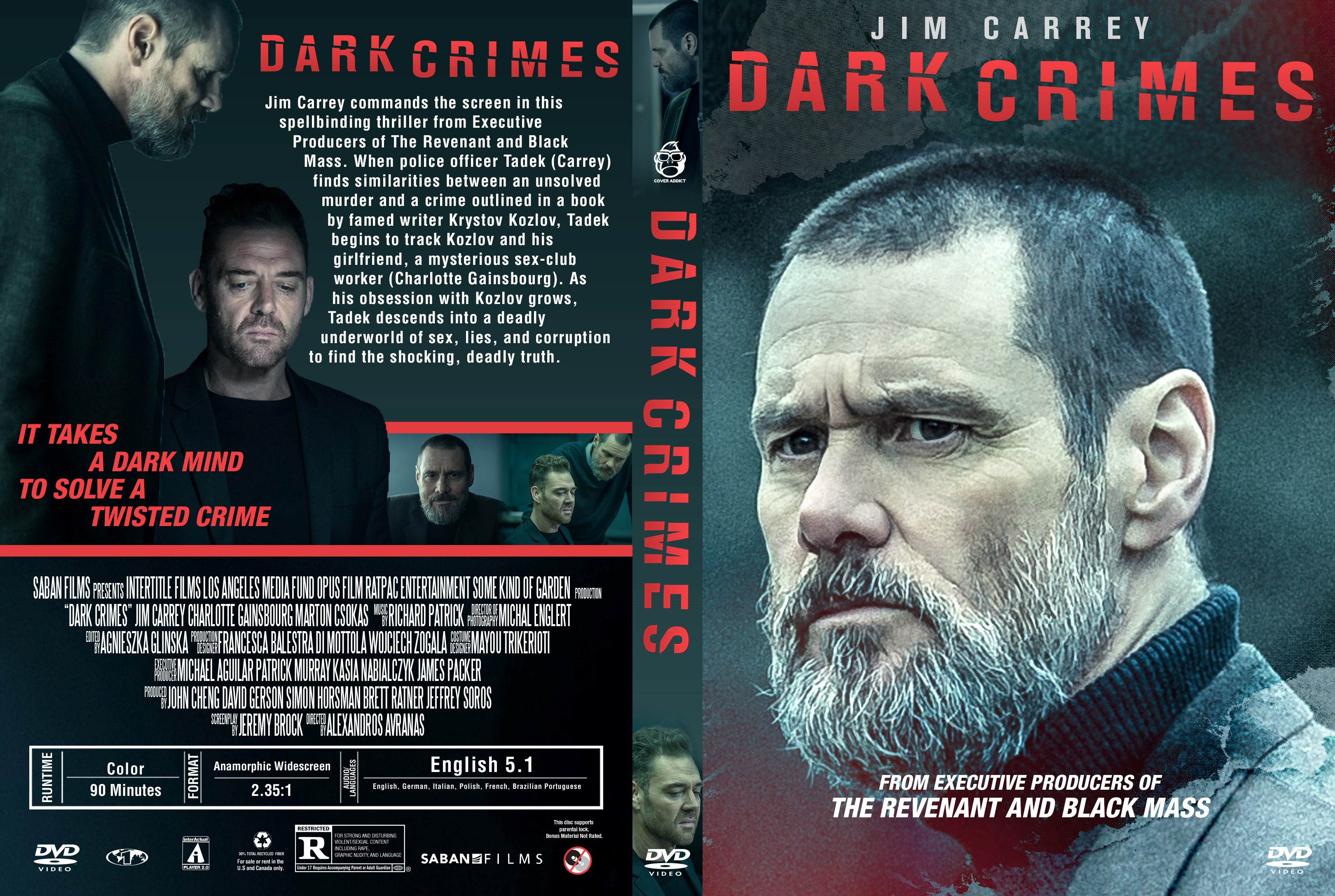 Libros Por Torrent Dark Crimes 2018 Torrent 43 Subtítulos Lapolladesertora