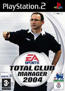 Total Club Manager 2004 PS2 ISO [Esp Multi] [MG-GD]