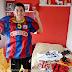 Mateo Palacios llega a Europa y luego se verá su futuro