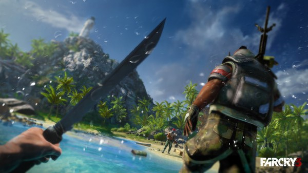 Far Cry 3 Game Play