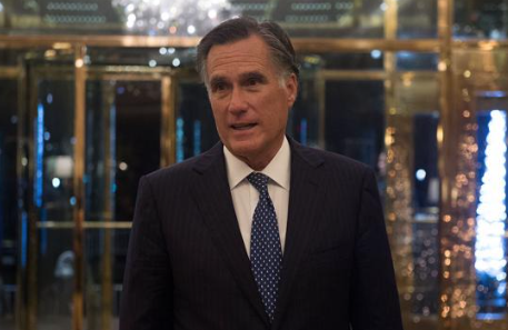 Romney won't commit yet to supporting Trump in 2020