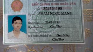 [PSD] CMND Nam