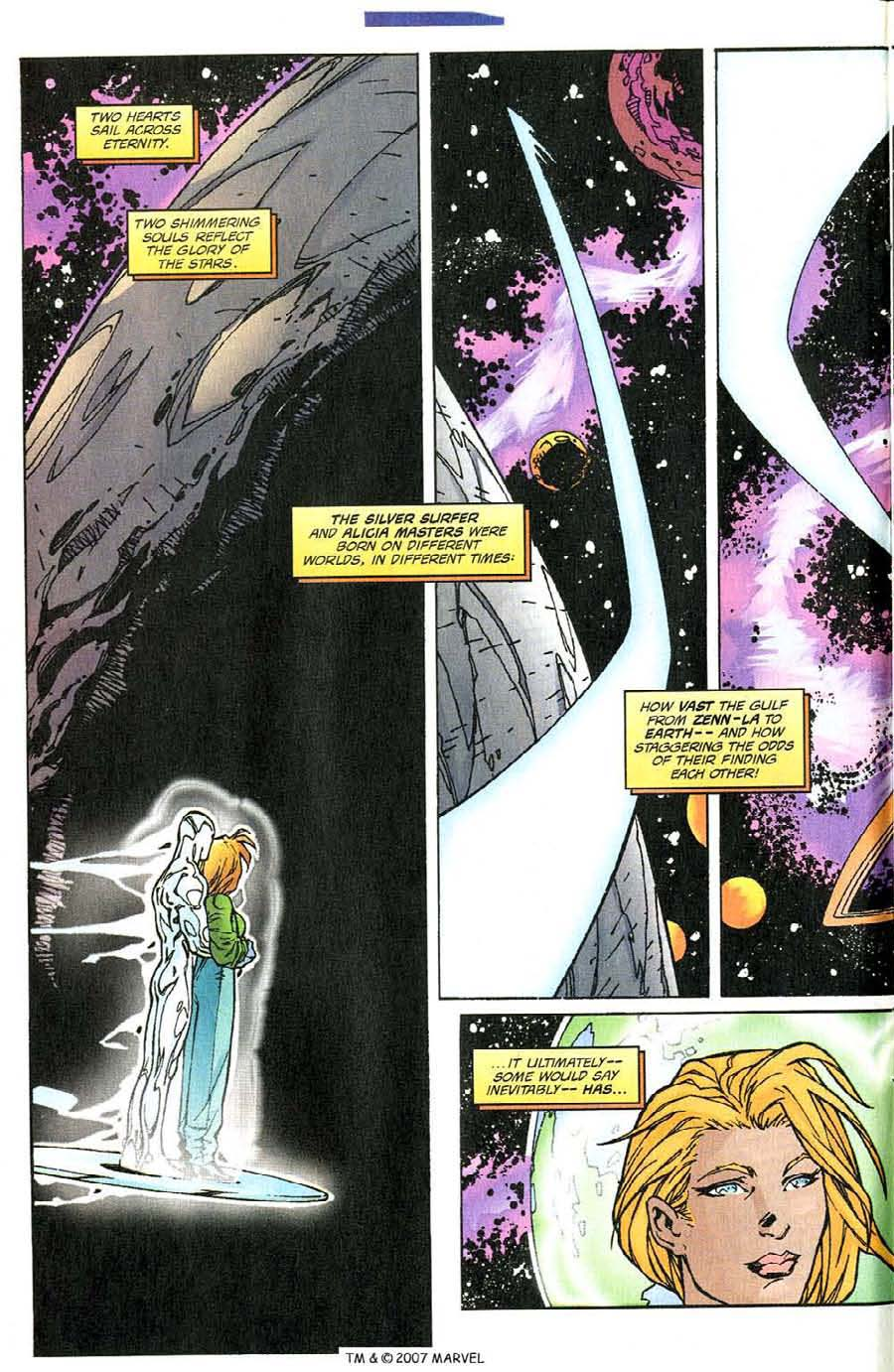 Read online Silver Surfer (1987) comic -  Issue #139 - 6