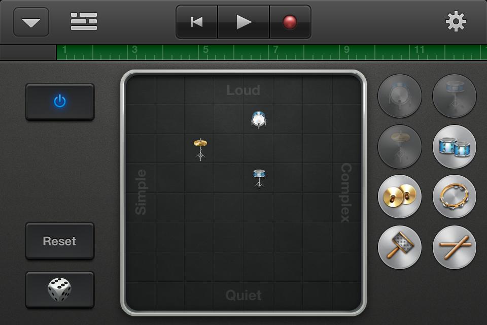 Music of the Spheres: Garageband App Rocks!