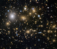 galaxy cluster MACSJ0717.5+3745