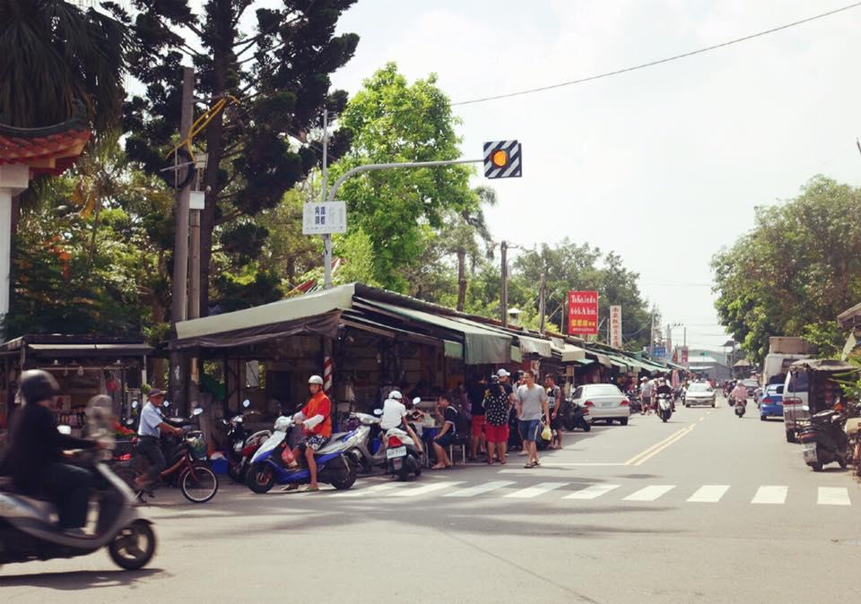 雲林北港《 傳統早餐美食名單》,運動公園旁早餐一條街有蛋餅、麵線糊油飯、煎盤粿…等等