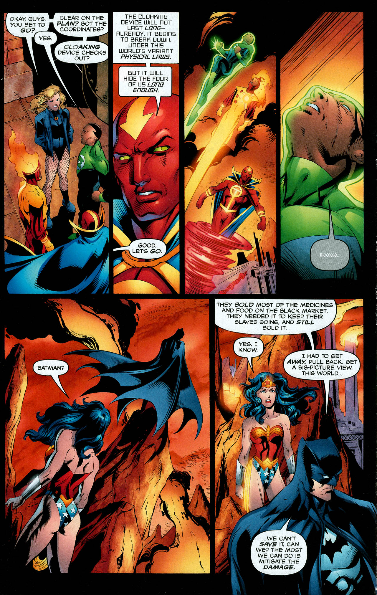 Read online Trinity (2008) comic -  Issue #11 - 15