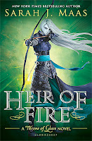 Keleana, L'héritière du feu (tome 3)