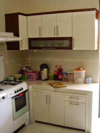 Cara Dekorasi Ulang Dapur Untuk Rumah Kecil