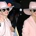 FOTOS HQ: Lady Gaga saliendo de los estudios de Good Morning America - 21/10/16