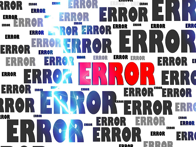 What Should I Do When I Get An Error On Linux?