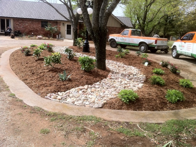 Goundscape Solutions Landscaping Circular Drives