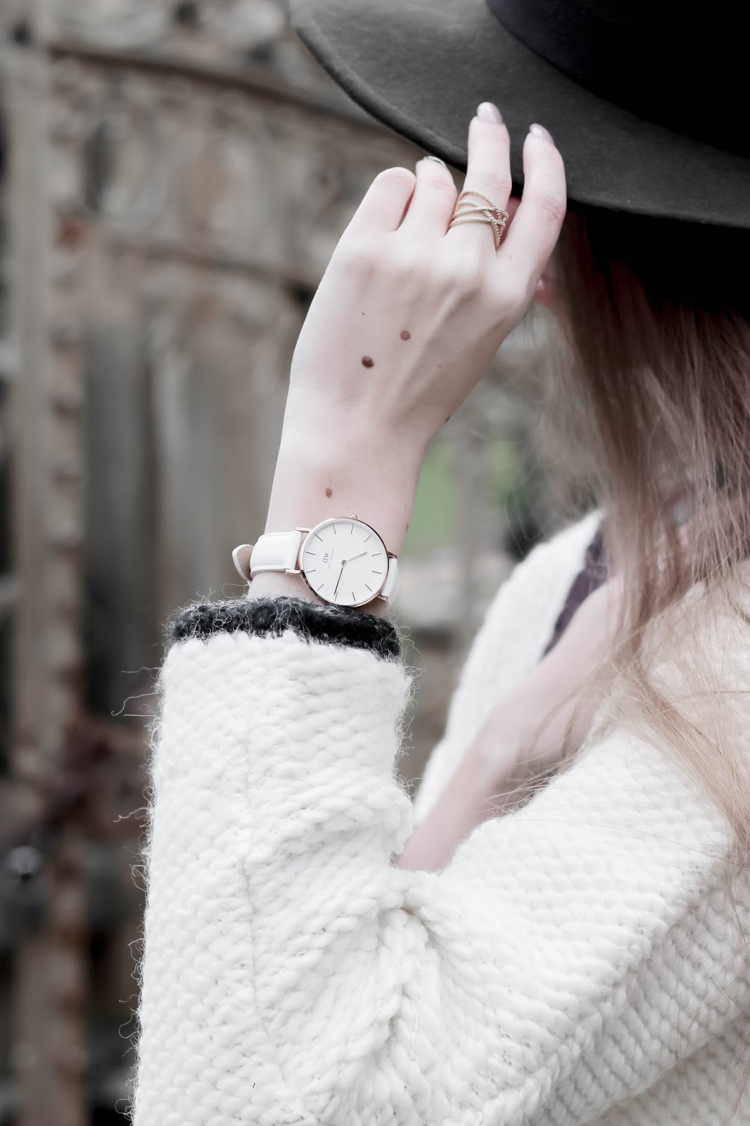Daniel Wellington White Rose Gold Bondi Classic Petite 32mm review