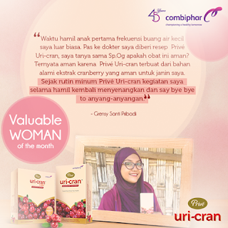 Valuable Woman Of The Month - Prive Uri Cran