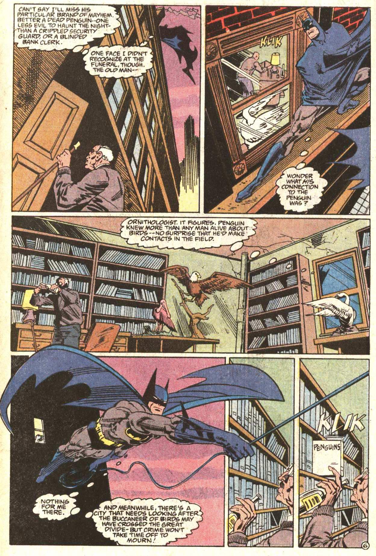 Detective Comics (1937) 610 Page 6