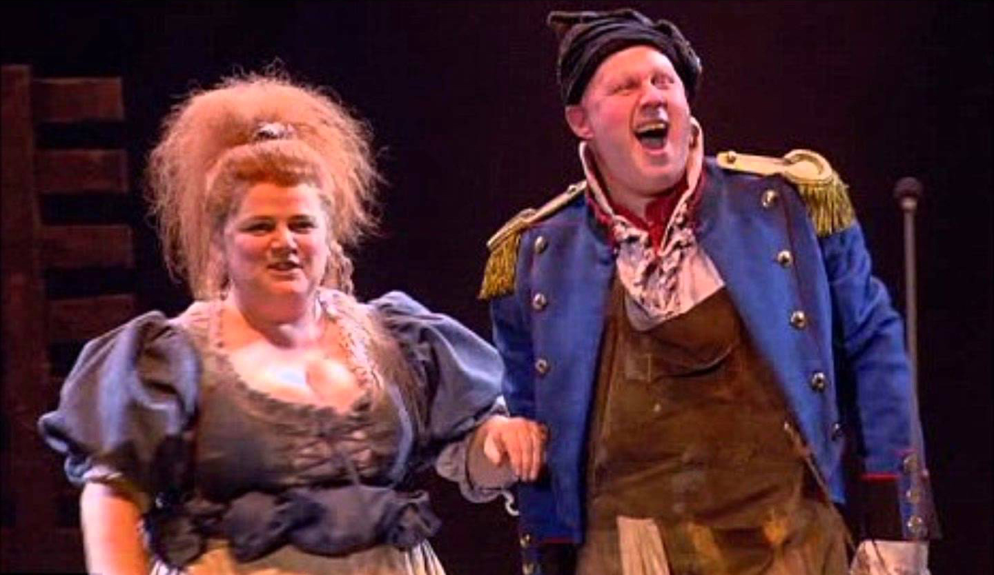 The Thenardiers sing Master Of The House