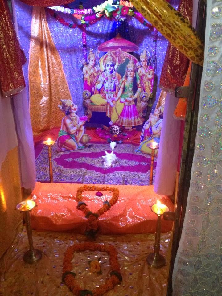 shree ram ji with laxman sita and hanuman ji