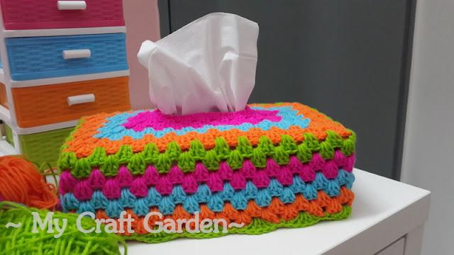 My craft garden tissue box cover ni saya letak di bilik jahit sayajalahkait untuk diri sendiri as a reward orang kata kan ccuart Choice Image