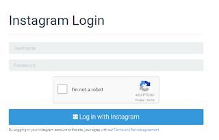 Tutorial : Followers Instagram Gratis tanpa Password